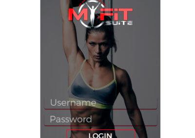 MyFitSuite2 - Login