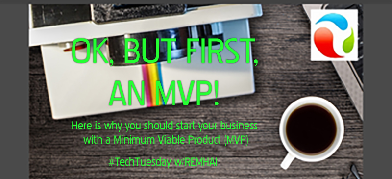 What is a Minimum Viable Product (MVP) and why should you start with one?
