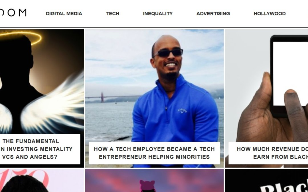 From The Web: How A Tech Employee Became A Tech Entrepreneur Helping Minorities
