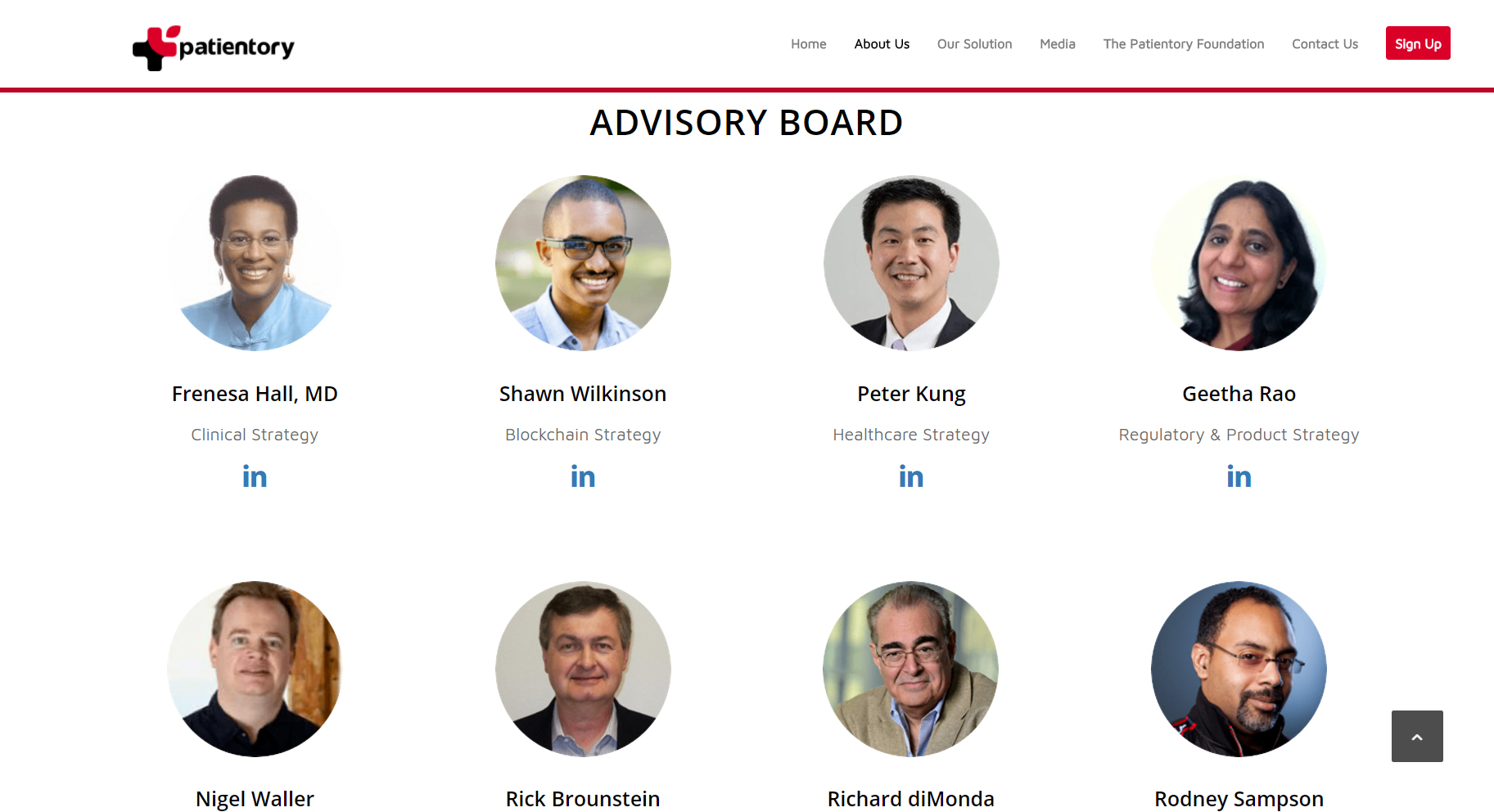 remhai-patientory-built-website-advisory