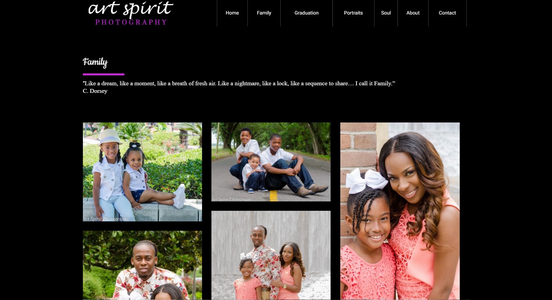 Art Spirit Photography